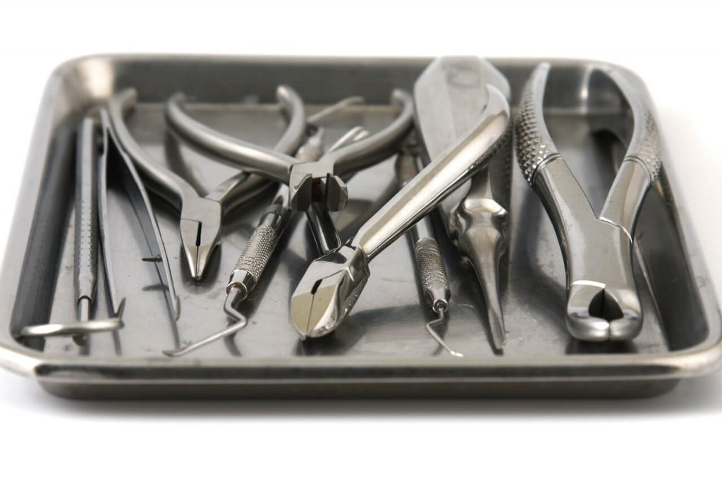 Orthodontic Tools Commonly Used