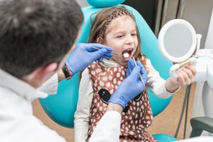 chipped baby tooth consultation